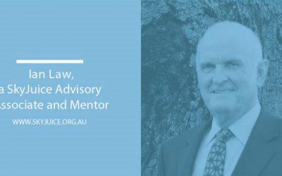 Ian Law, a SkyJuice Advisory Associate and Mentor.