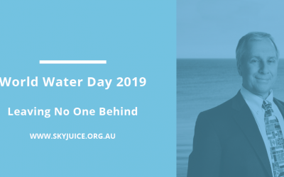 World Water Day 2019 – Leaving No One Behind